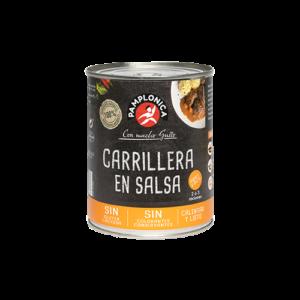 Carrilera en Salsa Pamplonica 900g